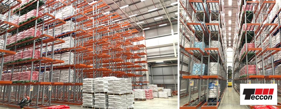 Pallet Racking VNA Expansion