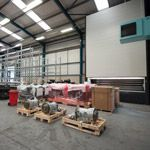 Vertical Lift Storage Saves Time and Space
