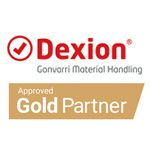 We are a Dexion Gold Certified Gold Partner