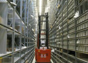 Narrow Aisle Shelving Systems