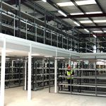 University Archive Storage Shelving Solution Complete