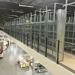 Distribution Centre in the South East for a National Stationery Supplier Nears Completion