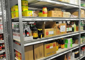 Medium Span Shelving Systems