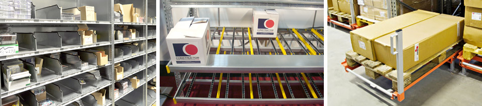 Ecommerce Warehouse Layout