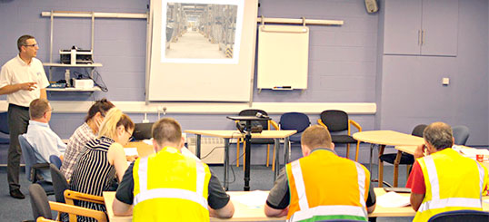 Racking Inspection Courses