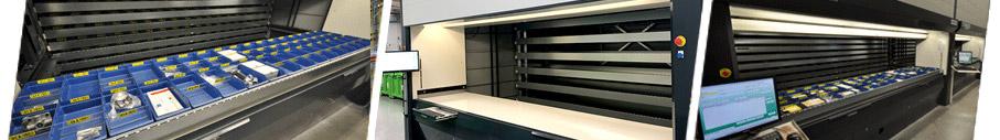 Vertical Storage Machines