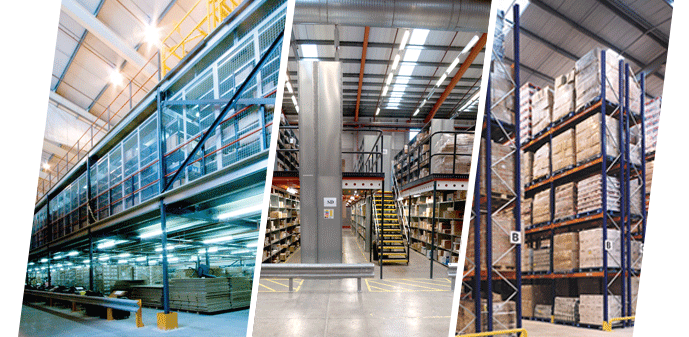 Teccon Pallet Racking Specialists